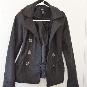 Wet Seal Jacket Pea Coat